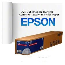 Epson Dye Sublimation Adhesive Textile paper