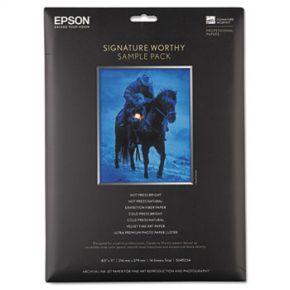 Epson Signature Worthy® Sample Pack S045234