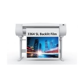 Sihl 3364 SL Backlit Film Satin 10 mil