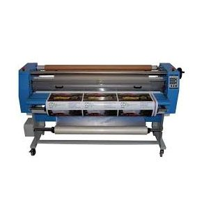 Gfp 865-DH TH 65 inch Dual Heat Laminator with Stand