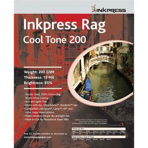 Inkpress Rag Cool Tone 200 2-Sided Paper