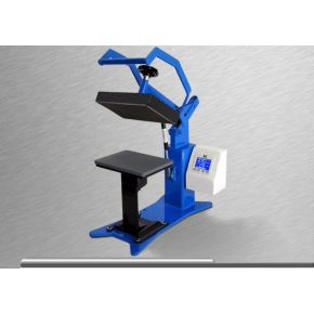 George Knight® DK8 Digital Knight 6x8 Label Press