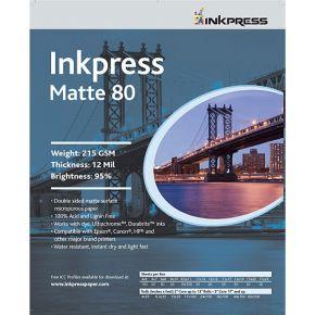 Inkpress Duo Matte 80 2-Sided Paper