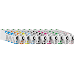 Epson T824 350ml UltraChrome® HD Ink Cartridges for SureColor P6000, P7000, P8000 and P9000