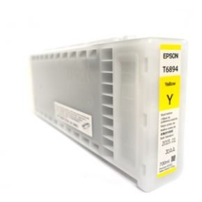 Epson T689400 700ml Yellow UltraChrome® GS2 Ink Cartridge