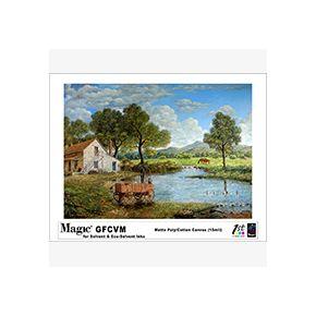 MAGIC® GFCVM Acid-Free Matte Canvas