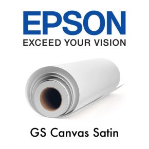 """Epson GS Canvas Satin S045317 54"""" x 75'     **Blowout Item** 1 - Roll Available!"""