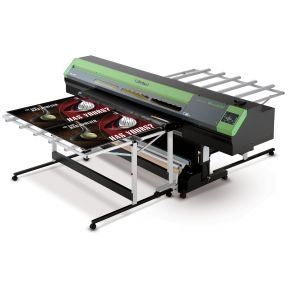 "Roland VersaUV LEJ Hybrid UV-LED 64"" Flatbed Inkjet Printer"
