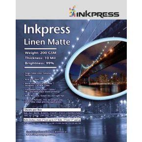 Inkpress Linen Matte