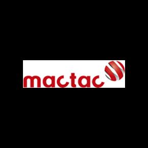 """MACtac REBEL™ 528P 4.0 mil Matte White Multi-Print Media Vinyl Film w/ Permanent Adhesive 54"""" x 150'     **Blowout Item**"""