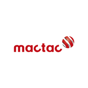MACtac IMAGin® RoughRap™ 2.1 mil Gloss White Vinyl Film