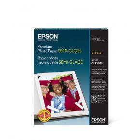 Epson Premium Photo Paper Semigloss