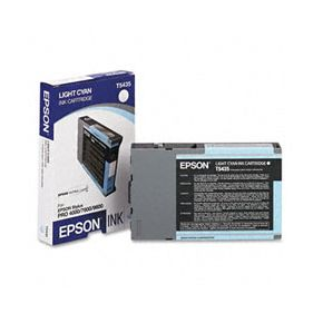 Epson T543500 110ml Light Cyan UltraChrome™ Ink Cartridge
