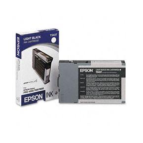 Epson T543700 110ml Light Black UltraChrome™ Ink Cartridge