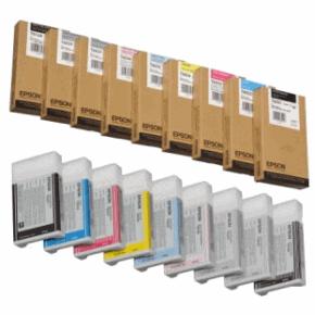 Epson T602 Series 110ml UltraChrome K3™ Ink Cartridges