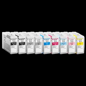 Epson T850 Series 80ml UltraChrome® HD Ink Cartridges