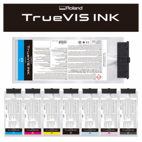 Roland TrueVIS Light Black Ink 500 ml Pouch