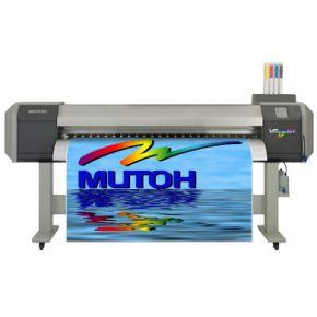 "Mutoh ValueJet 1614 64"" Printer"