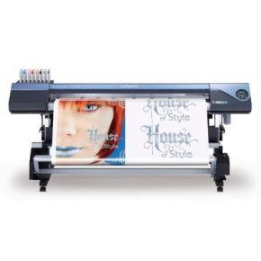 "Roland VersaCAMM® VS-640 64"" Eco-Solvent™ Inkjet Printer/Cutter"