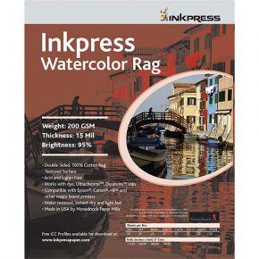 Inkpress Watercolor Rag Paper