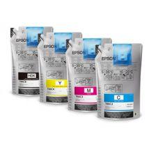 Epson T46C UltraChrome DS - 6 x 1000 ml. packs for Epson F6370